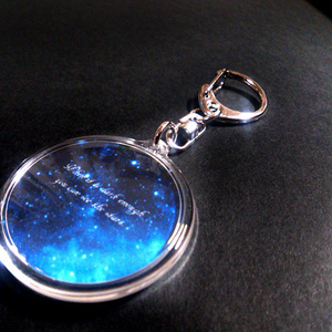 【創作】Starry sky✴ Key ring