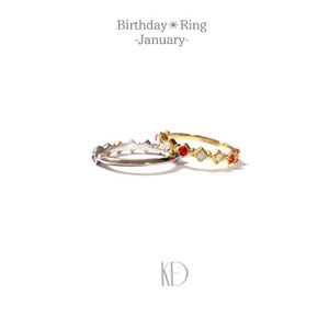 【創作】Birthday✴Ring