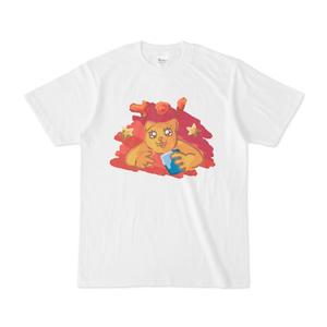 すがりねこTシャツ