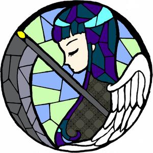 永久の翼 アクリルキーホルダー