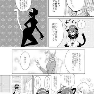 NIL SAGA~黒猫と炎の妖精~