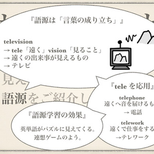 見えないものを表す言葉を語源で学んでみよう - 第 3 回『語源の広場セミナー』