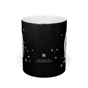NOC WHISKY TRIO(ライ、バーボン)マグカップ