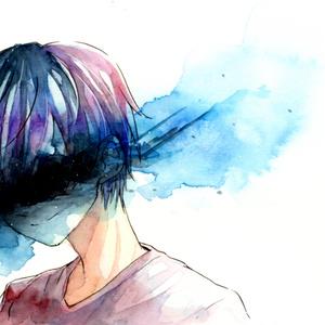 【イラスト本】少年少女とサウダージ vo.1 黄昏一番星