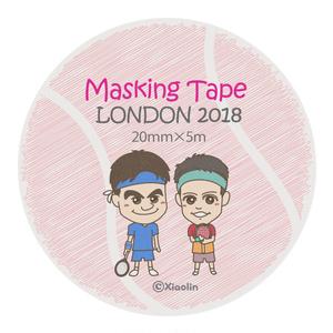 マスキングテープ 20mm幅 / ろんどん2018