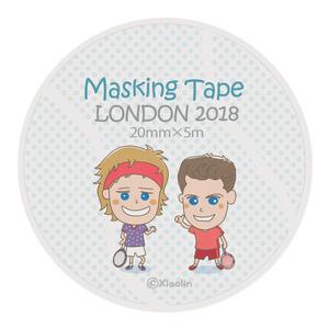 マスキングテープ 20mm幅 / ろんどん2017
