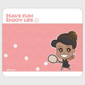 帯なしAndroidカバー / Have fun, enjoy life_P