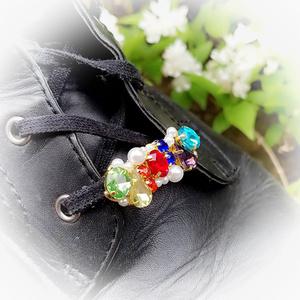 WiSH VOYAGE モチーフ 靴紐飾り※在庫限りで販売終了商品です※