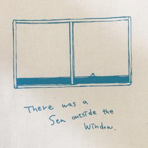 トートバッグ/窓の外には海が見えた