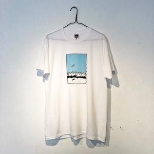 サマートンボTシャツ/ホワイト