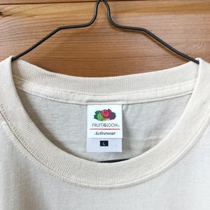 サマートンボTシャツ/ナチュラル