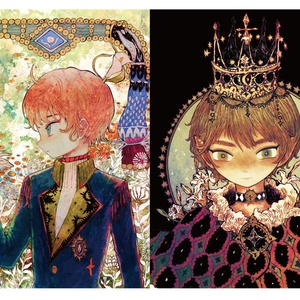 THE FAIRY TALE KINGDOM イラスト集