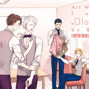Art Works for .Bloom(4種)