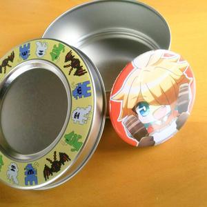 アタリマグネット付缶ケース