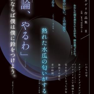 ミカヅキカゲリ作品集Ⅱ