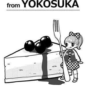 from 横須賀(紙版)