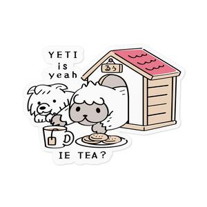 MTCT112 YETI is yeah*家でお茶*A