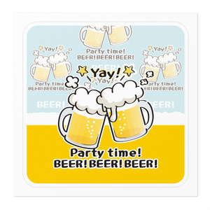MTCT124 BEER!BEER!BEER!*C