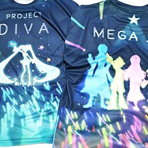 「6人で作る世界」フルグラTシャツ