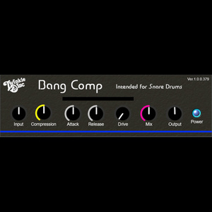 Bang Comp / Intended for Snare Drums
