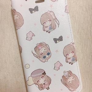 朝比奈桃子iPhoneケース(6/6s/7/8対応)