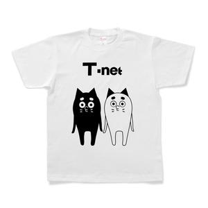 T-net Tシャツ にゃーおぅ