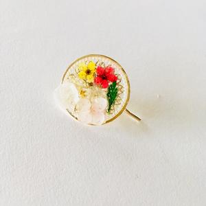 お花畑のポニーフック