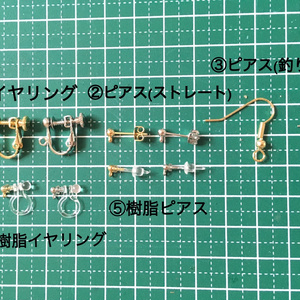 【降風】APTX4869イヤリング