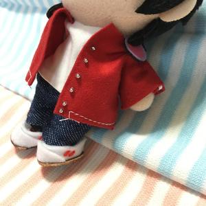 【ぬい服】山田一郎base衣装set