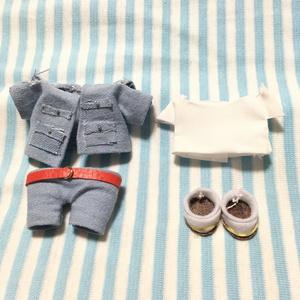【ぬい服】碧棺左馬刻base衣装set