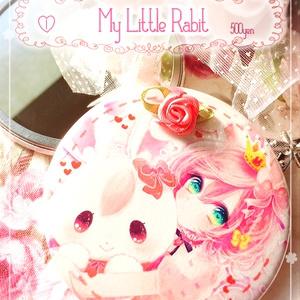 ♡melty circle mirror♡