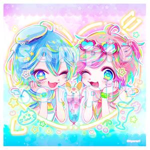 ♡Happy Summer Vacation♡