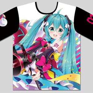 マジミラフルグラTシャツ(8月中旬発送予定)