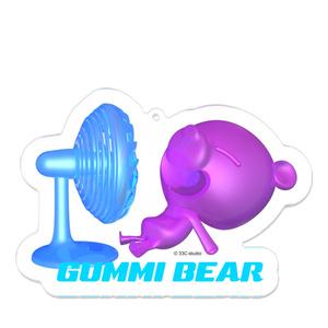GUMMI BEARアクリルキーホルダー