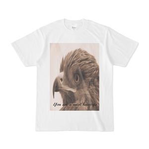 Tシャツ(鳥)ホワイト
