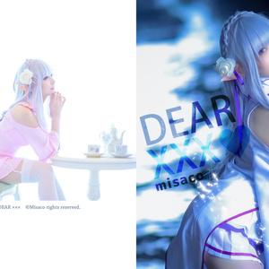 【限定版リ/ゼロセット】DEAR×××【C96新作】
