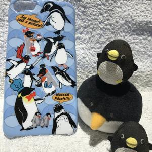 ★PGcafe★ペンギンiPhoneケース