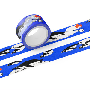 ★PGcafe★ペンギンマスキングテープ