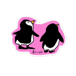 ★PGcafe★ペンギンステッカー