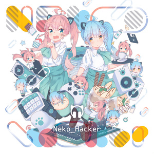 1st Album Neko Hacker
