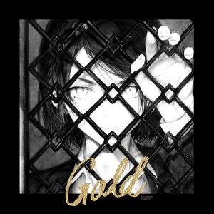 【鉛筆画風イラスト集】Gold