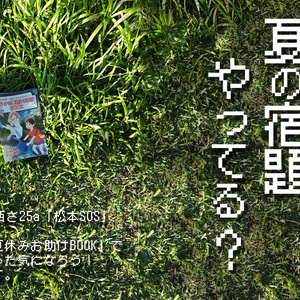 【C96新刊】オトナの夏休みお助けBOOK
