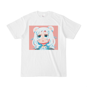 くまった感じのTシャツ