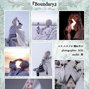 【再販】鶴丸写真集『Boundary』