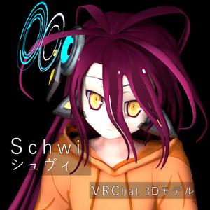 Schwi | シュヴィ / VRchat + Blender