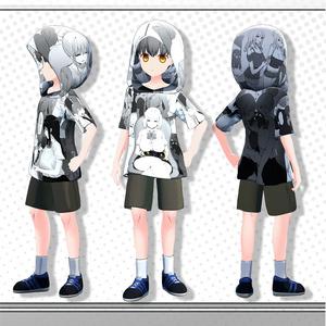 [3Dモデル] ショタ | Shota (@sky_freedom_) [VRC]