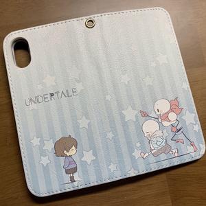 【UNDERTALE】スマートフォンケース