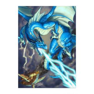 ブルードラゴン ポスター