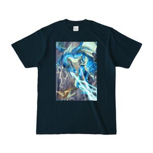 ブルードラゴン Tシャツ