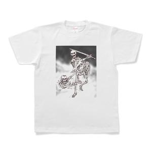 スケルトンTシャツ